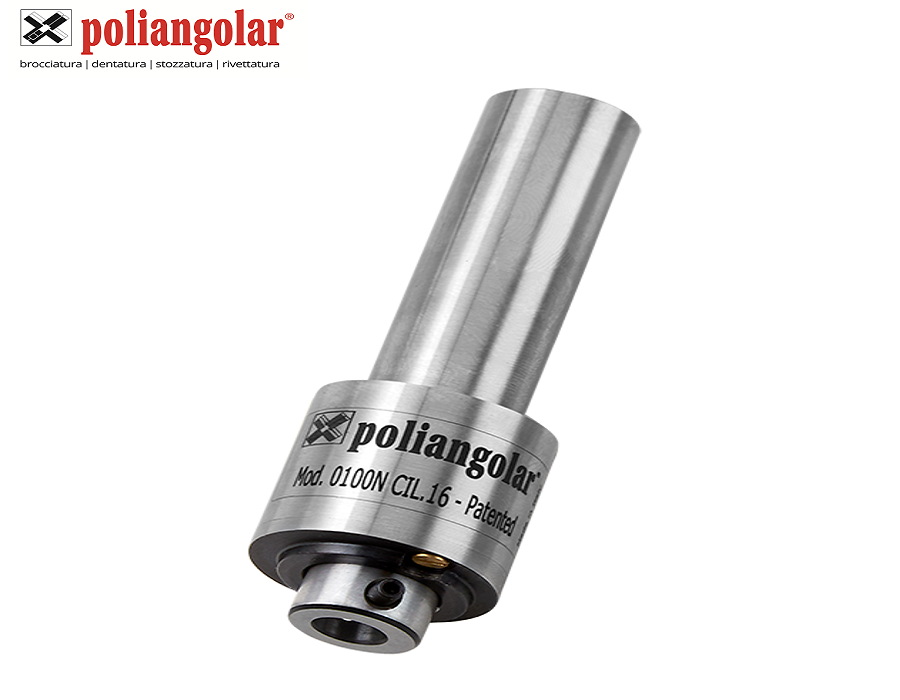 Poliangolar Internal Broaching 0100N Toolholders