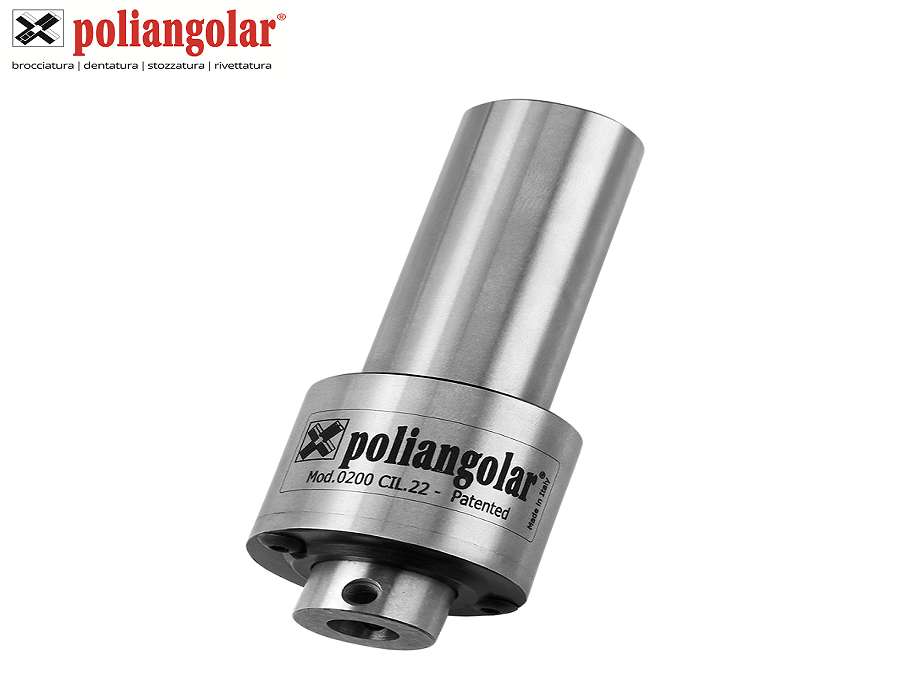 Poliangolar Internal Broaching 0200N Toolholders