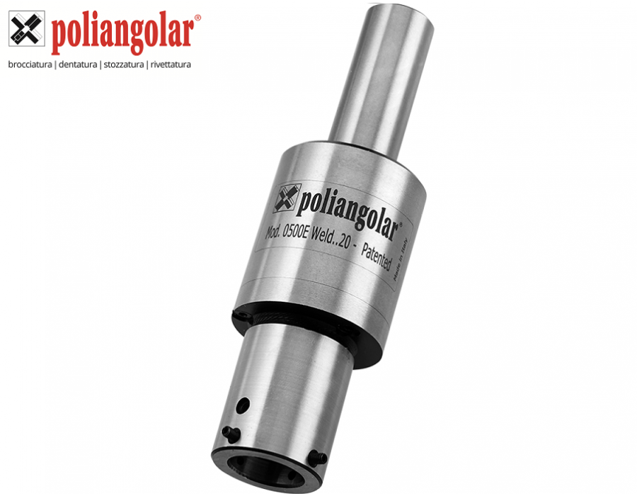 Poliangolar External Broaching 0500E Toolholders