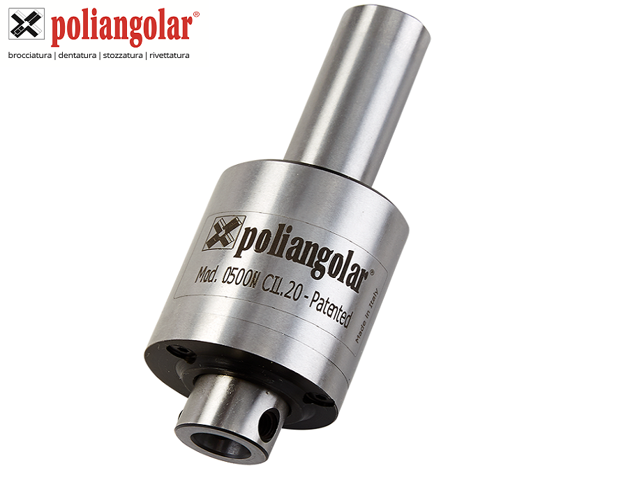 Poliangolar Internal Broaching 0500N Toolholders