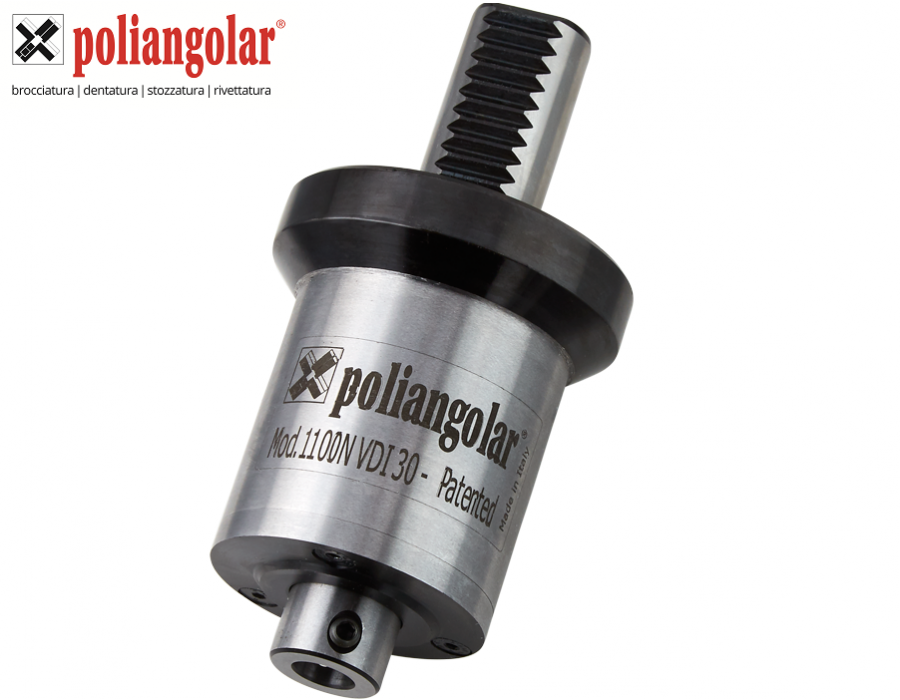 Poliangolar Internal Broaching 1100N Toolholders