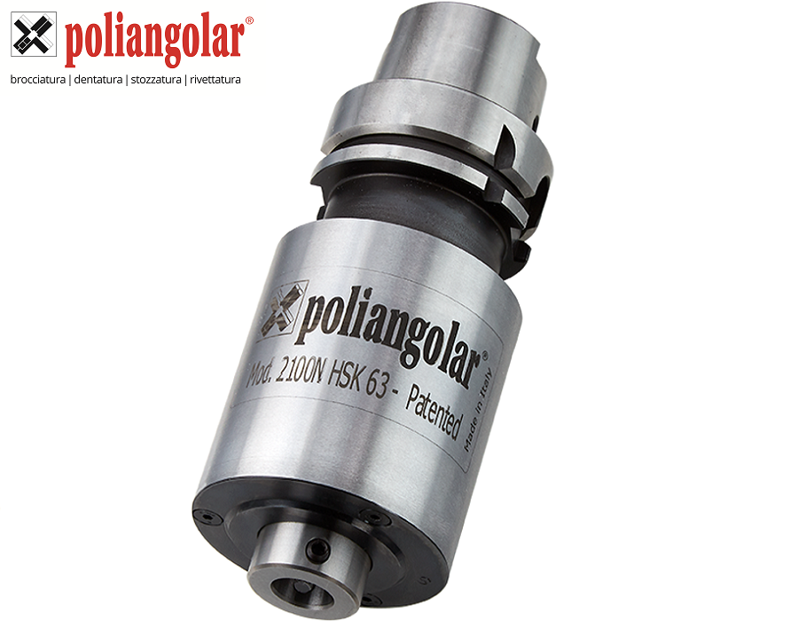 Poliangolar Internal Broaching 2100N Toolholders