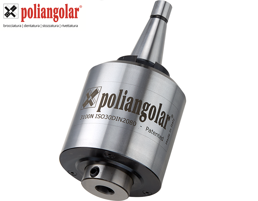Poliangolar Internal Broaching 3100N Toolholders