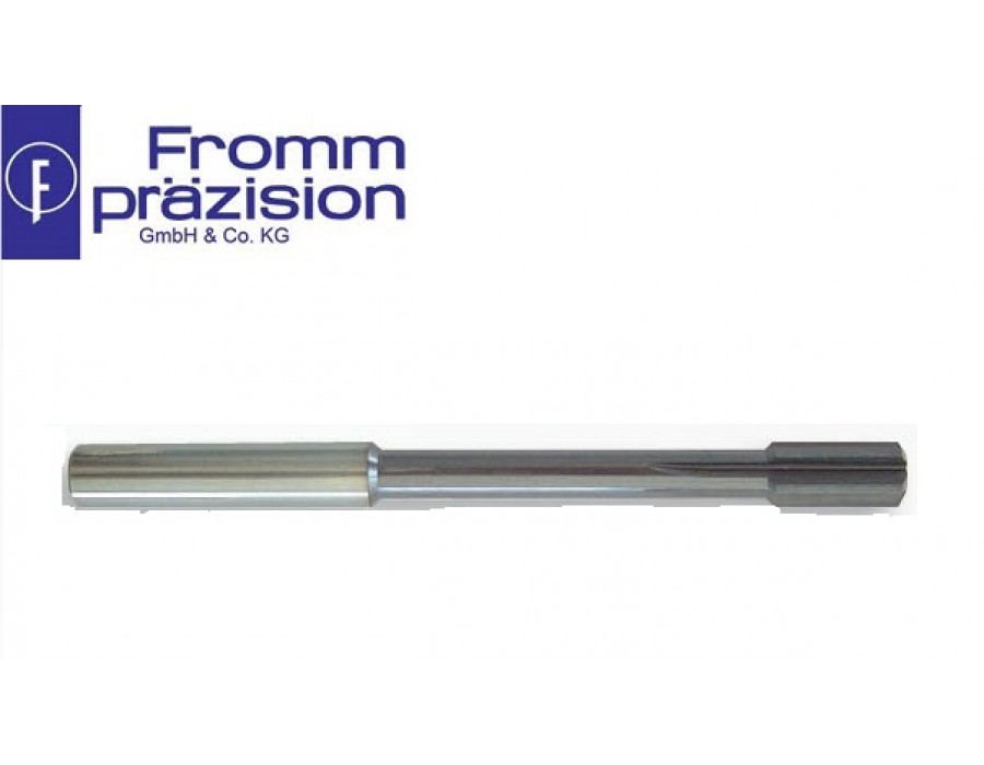 Fromm Solid Carbide Top-Speed Reamer TS4025 AC (Right hand cutting, non-uniform pitch, NC-shank)