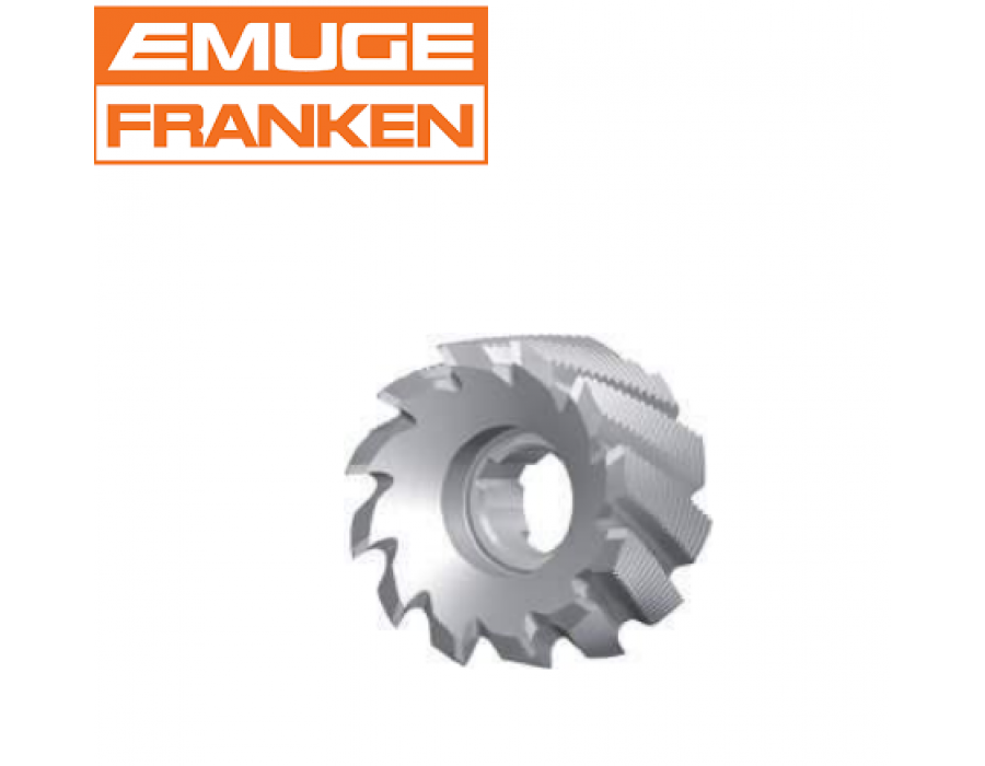 Franken HSS Roughing Shell End Mills 4090