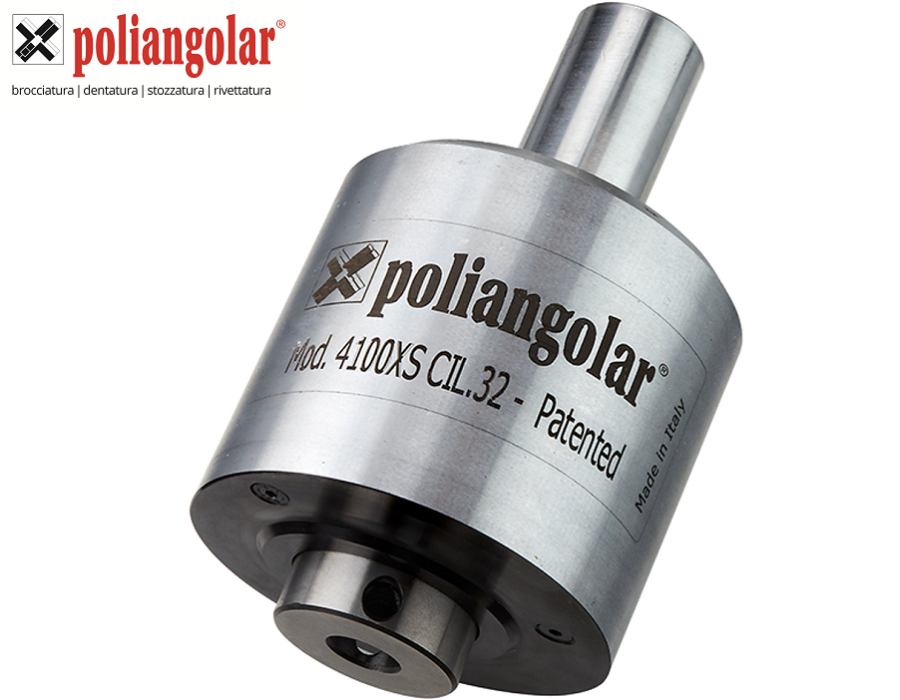 Poliangolar Internal Broaching 4100XS Toolholders