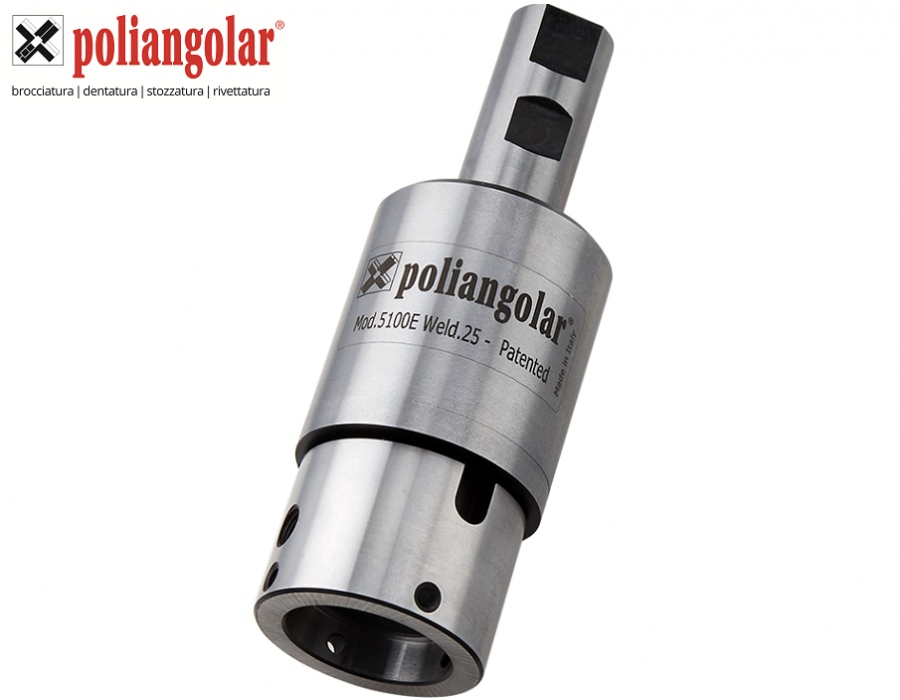 Poliangolar External Broaching 5100E Toolholders