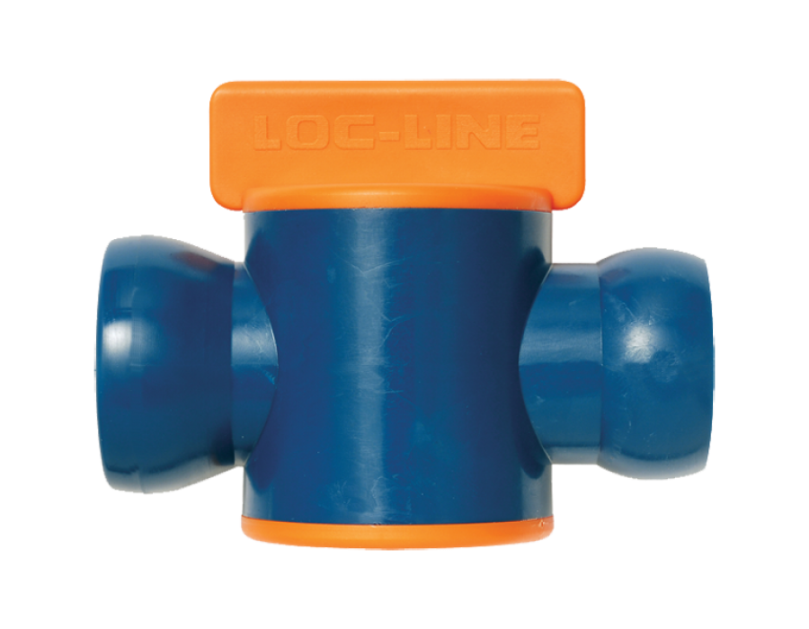 Loc-Line In-Line Valve for 3/4
