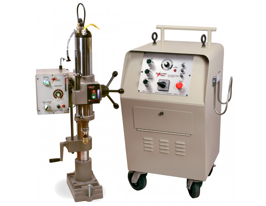 Electro Arc AC Portable Metal Disintegrators Machine