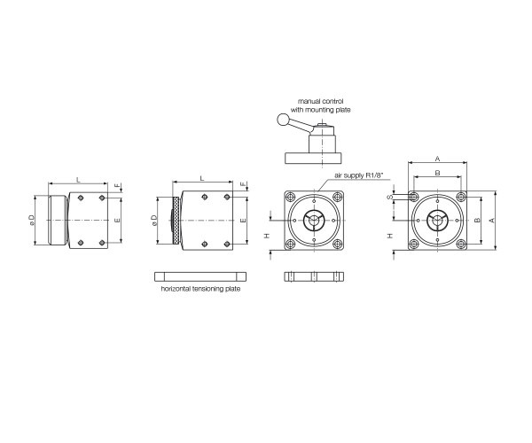 Work Piece Clamping Solutions