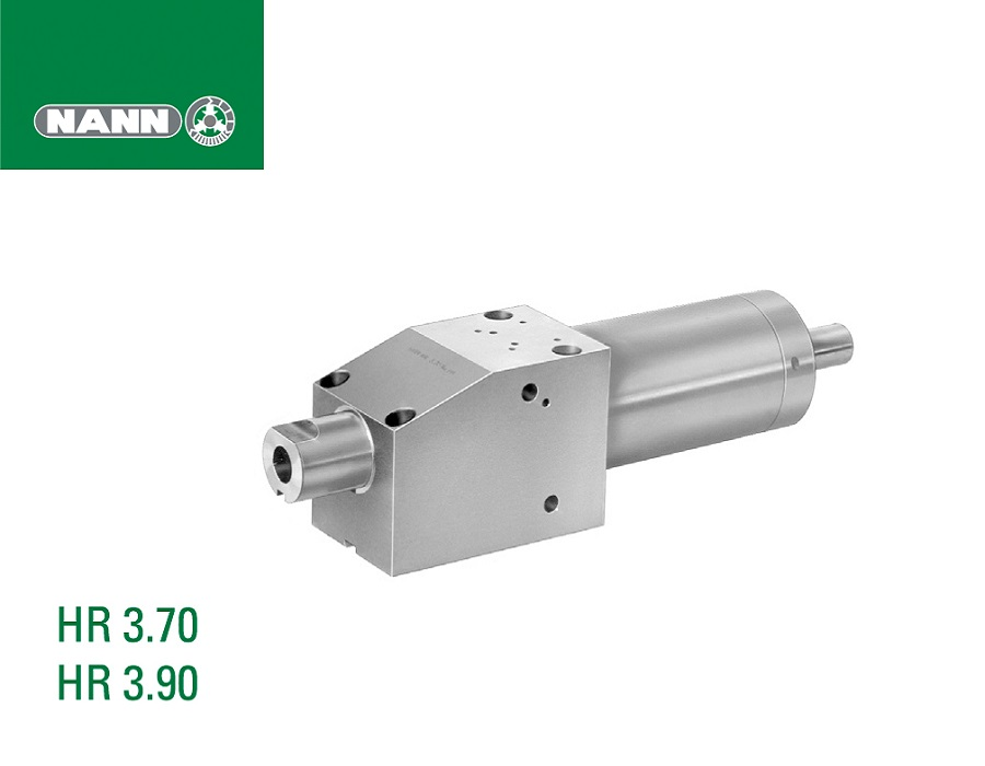 Nann Indexing Units - Pneumatic / Hydraulic Tailstocks