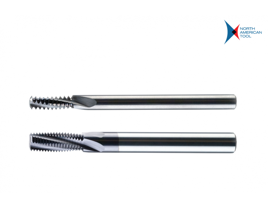 Metric Solid Carbide Thread Mills