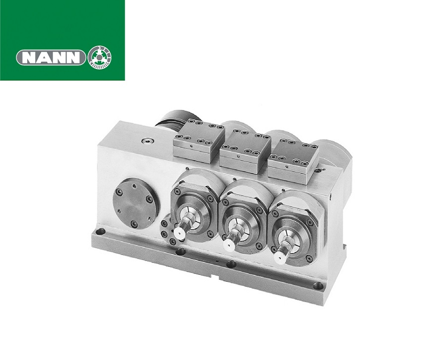 Nann Indexing Units - Type NTZ Multi-spindle Indexing Units