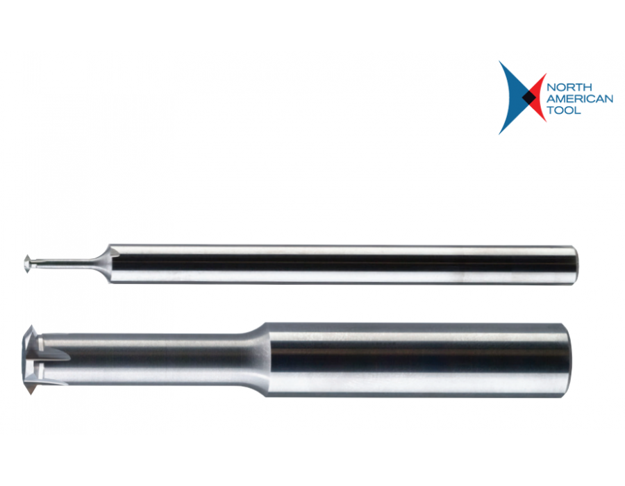 Single Profile Fractional UN Solid Carbide Thread Mills
