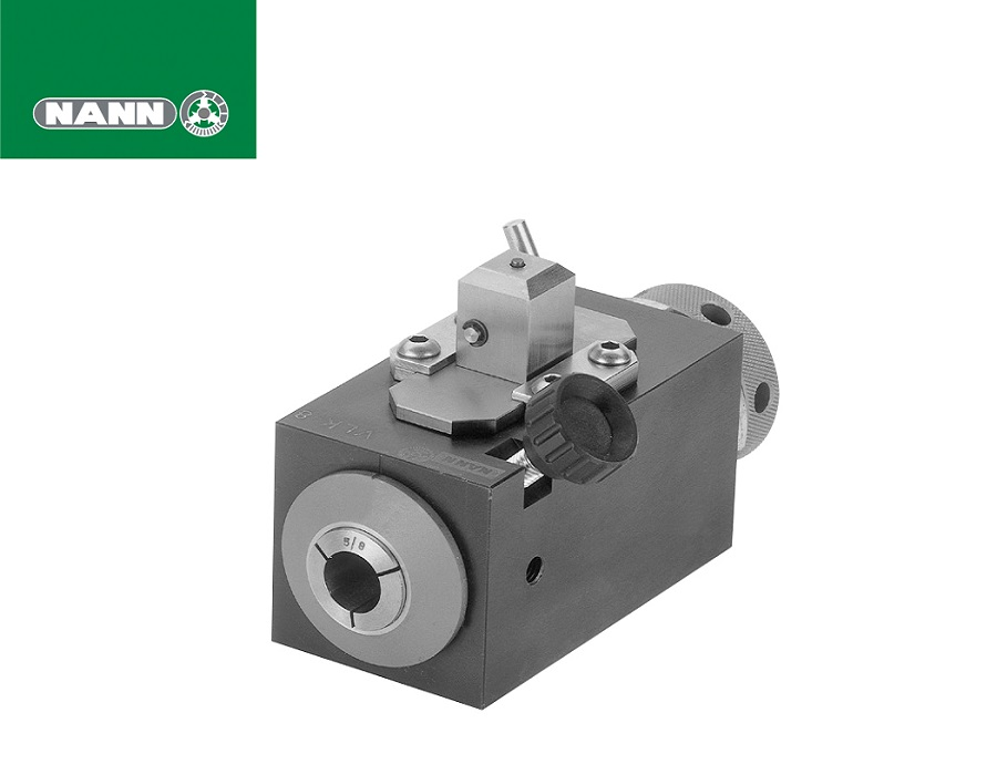 Nann Indexing Units - Type VLK-8 Mechanical Clamping and Indexing Units