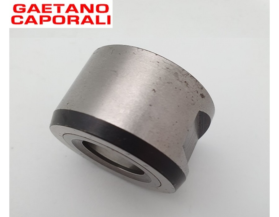 Caporali Friction Bearing ER Nuts -Eccentric Extractor - Clamping with Slots