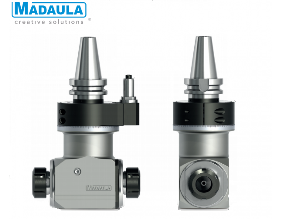 Maduala Angle Heads - CAD Series (CAD-1)