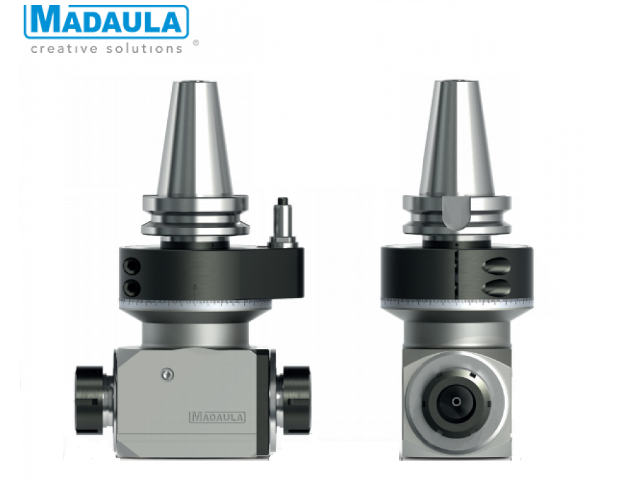 Maduala Angle Heads - CAD Series (CAD-2)