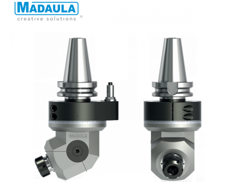 Maduala Angle Heads - CAF Series (CAF-2)