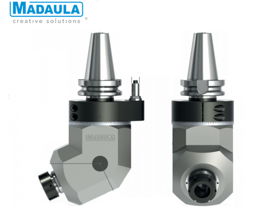Maduala Angle Heads - CAF Series (CAF-3)