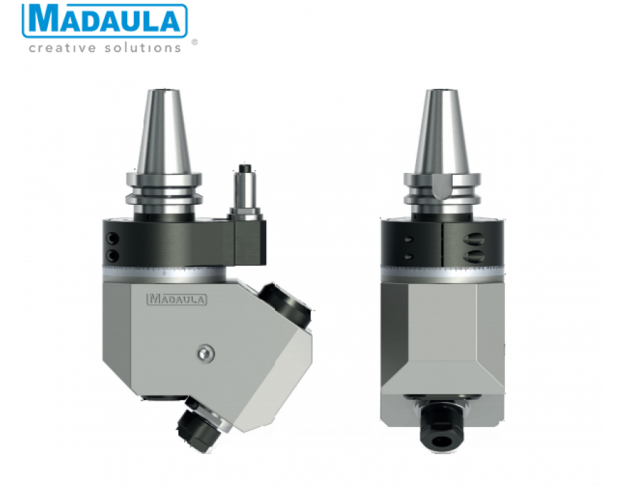 Maduala Angle Heads - CAFS Series (CAFS-0)