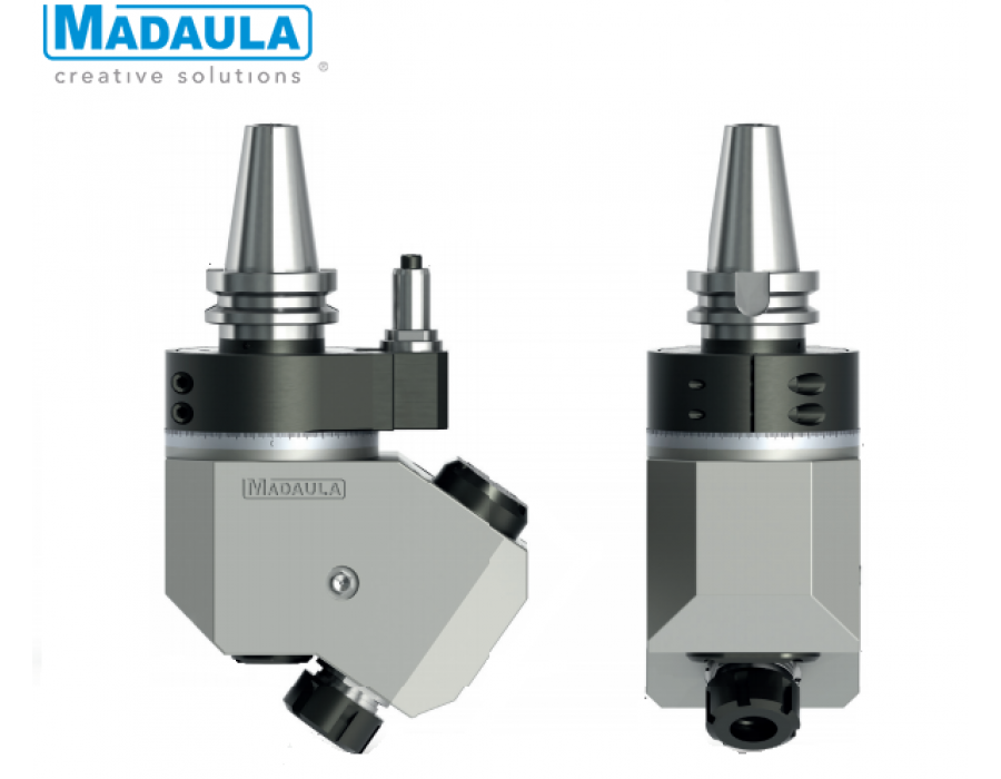 Maduala Angle Heads - CAFS Series (CAFS-1)