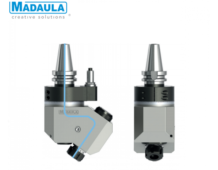 Maduala Angle Heads - CAFS Series (CAFS-1IC)