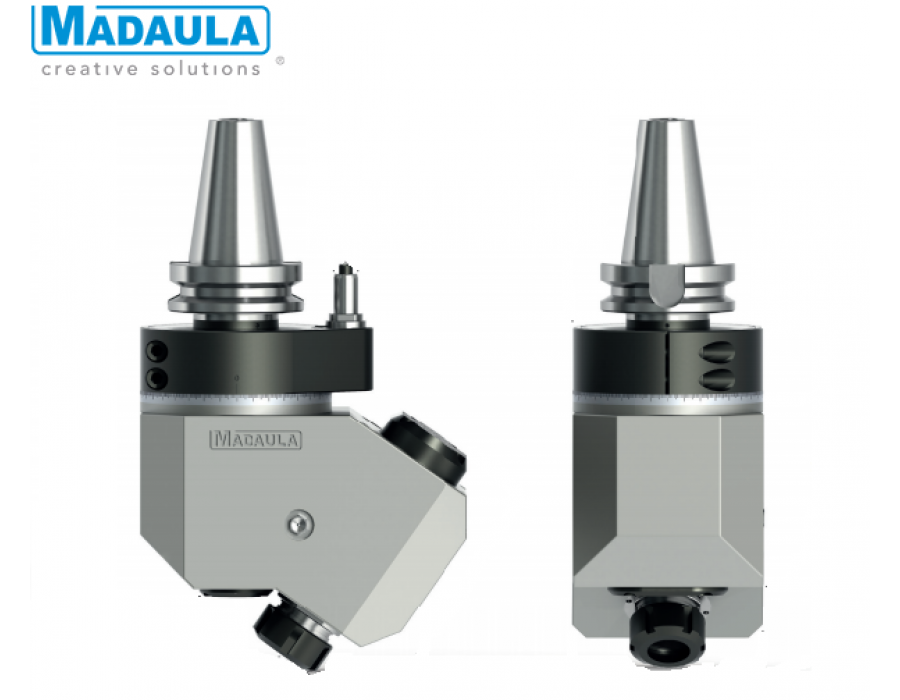 Maduala Angle Heads - CAFS Series (CAFS-2)
