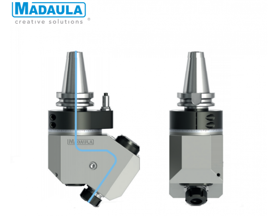 Maduala Angle Heads - CAFS Series (CAFS-2IC)