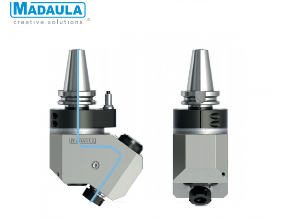 Maduala Angle Heads - CAFS Series (CAFS-3IC)