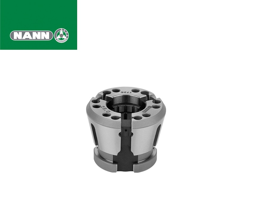 Nann Workpiece Clamping Collets - Clamping Heads for Multi-Spindles