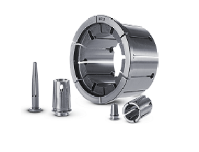 Collet Clamping (Precision)