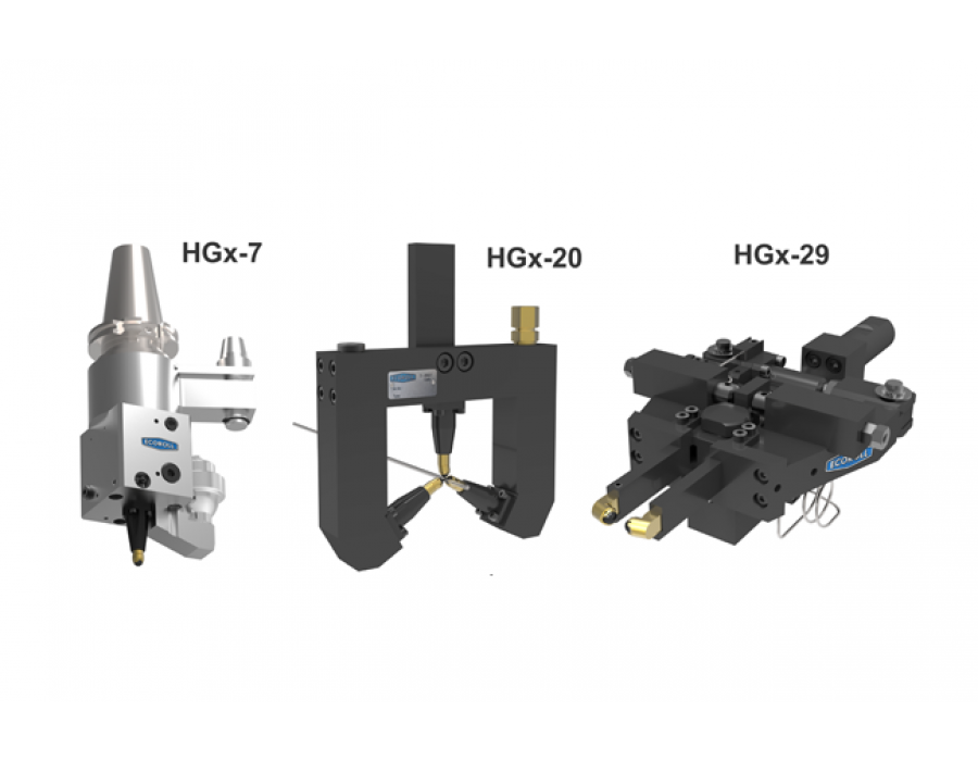 ECOROLL Hydrostatic tools HGx-7, HGx-20, HGx-23 and HGx-29