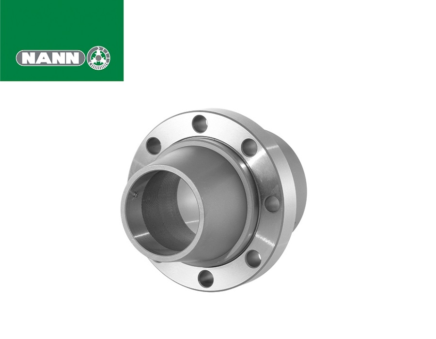 Nann Workpiece Clamping Collets - Chucks for Draw-Back Collets, High Precision