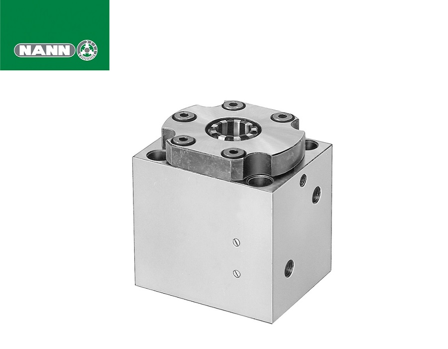 Nann Workpiece Clamping Collets Chucks - Type HZ Hydraulic Clamping Units
