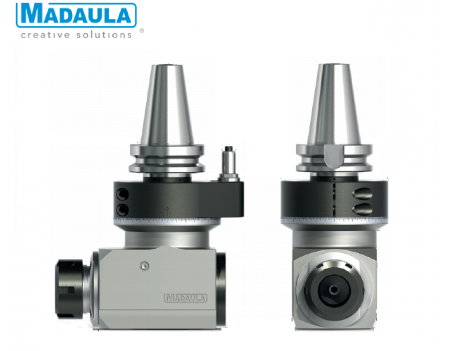 Maduala Angle Heads - CA Series (3 ER-50)
