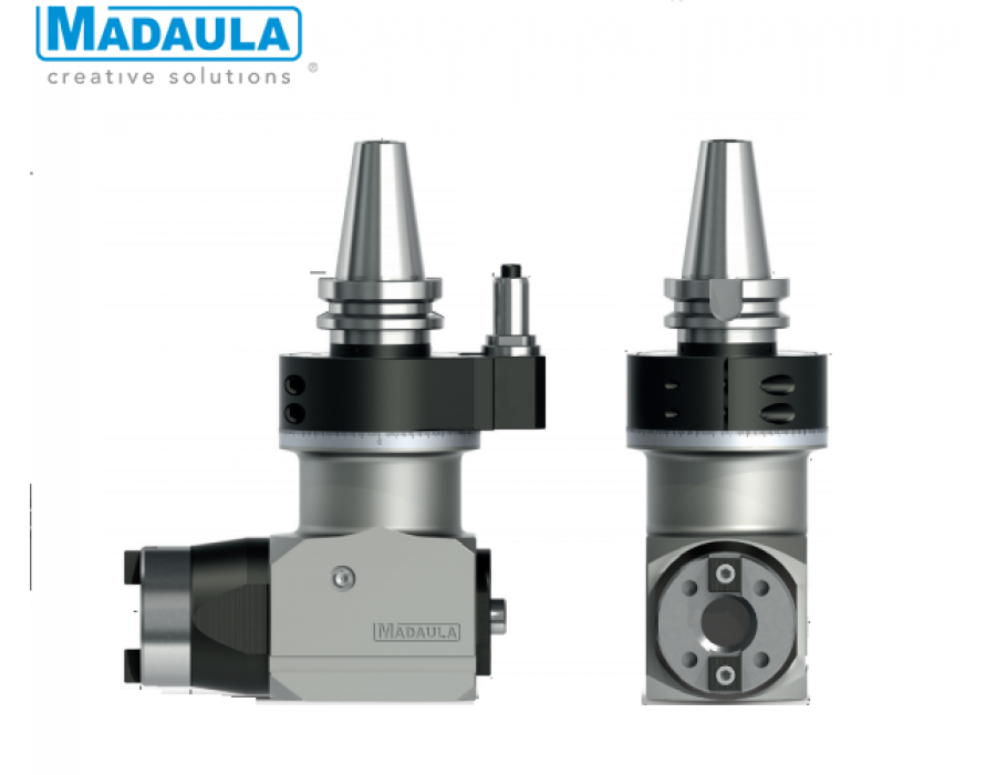 Maduala Angle Heads - CA Series (1 ISO-30)
