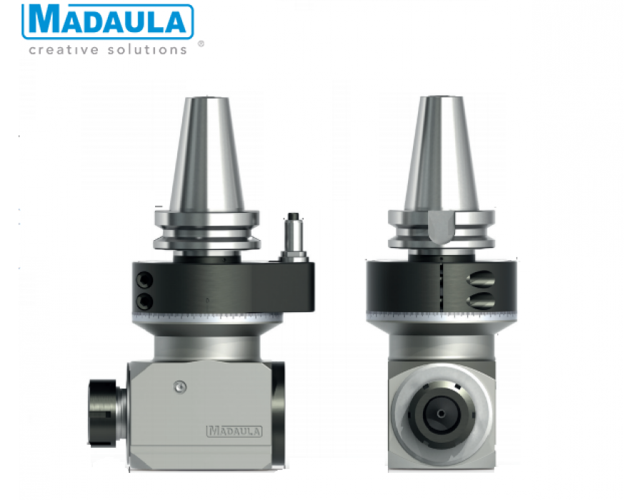 Maduala Angle Heads - CA Series (2 ER-40)