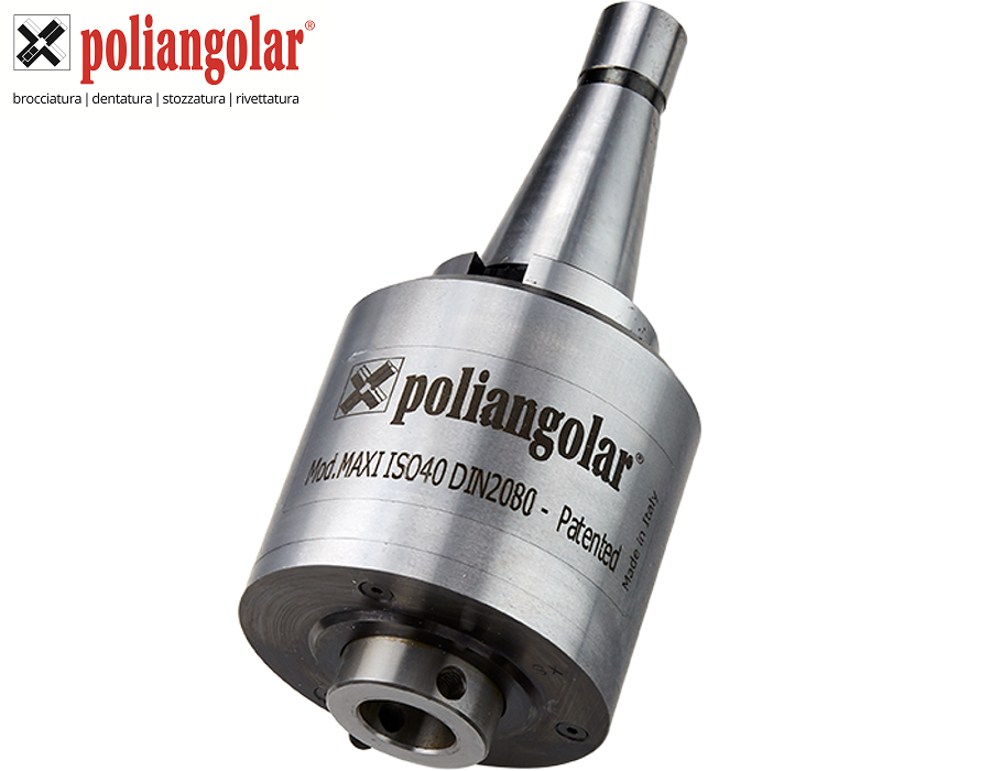 Poliangolar Internal Broaching MAXI Toolholders