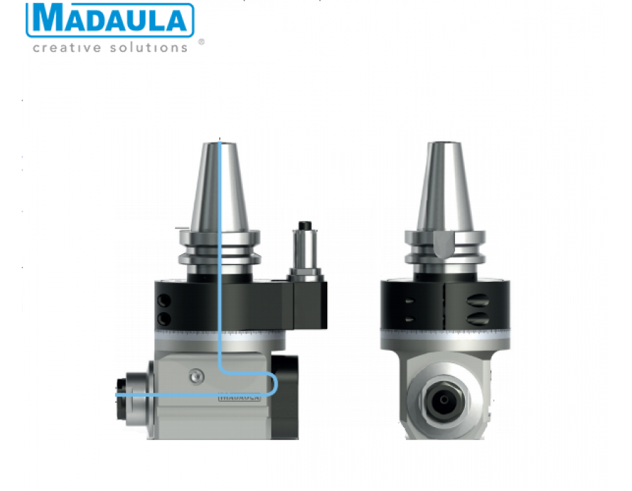 Maduala Angle Heads - CA Series (CA-0 IC)