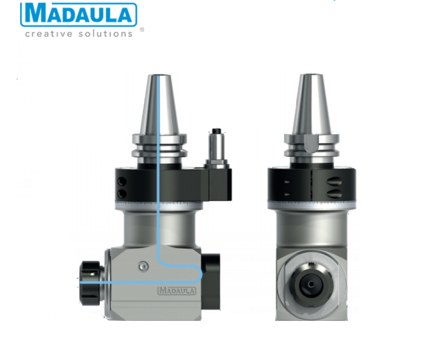 Maduala Angle Heads - CA Series (CA-1 IC)