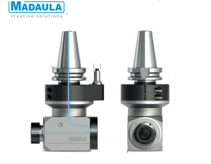 Maduala Angle Heads - CA Series (CA-2 IC)