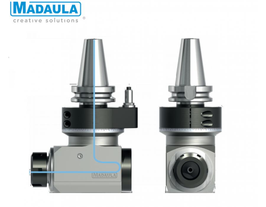 Maduala Angle Heads - CA Series (CA-3 IC)