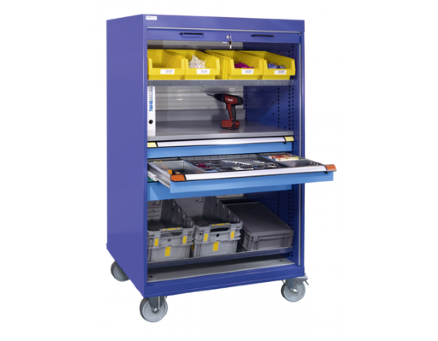 Thurmetall Mobile Cabinets
