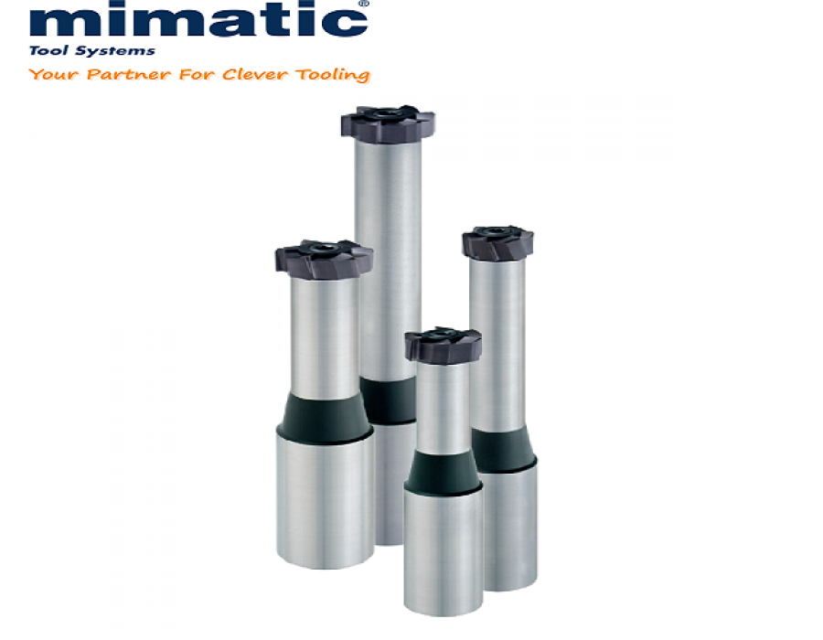 Mimatic PolyReam RPK Reamers with Polygonal Insert Seat for High Chip Removal (Size J)