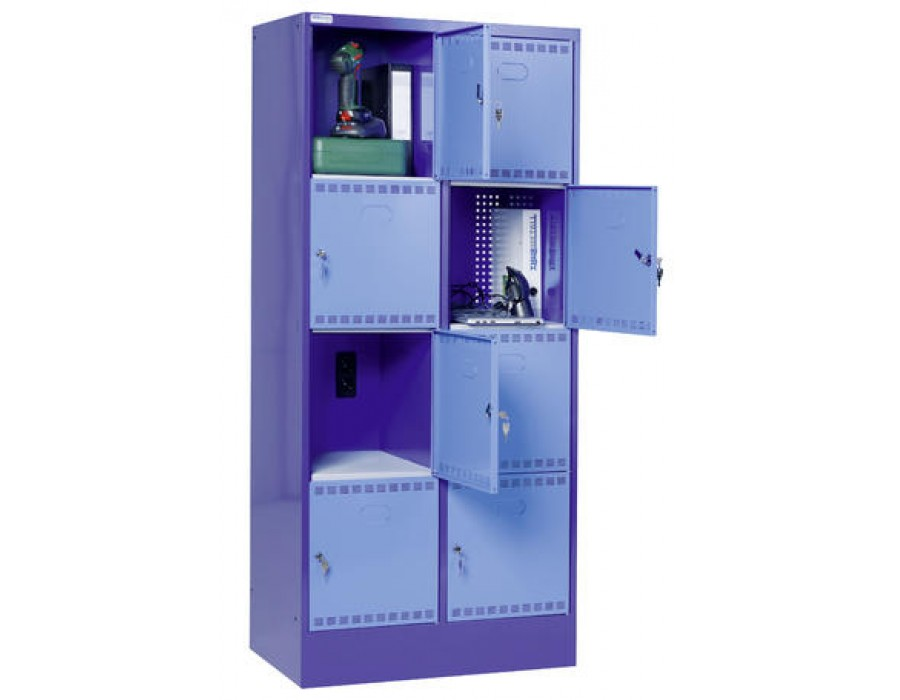 Thurmetall Powered Compartmental Cabinet