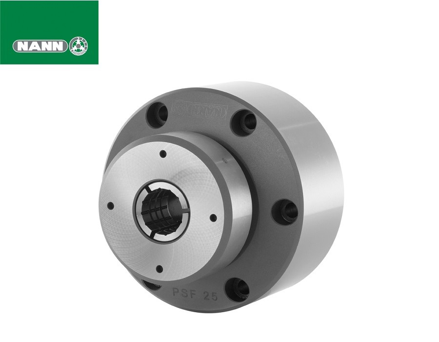 Nann Workpiece Clamping Collets Chucks - Type PSF Power-Operated Collet Chucks