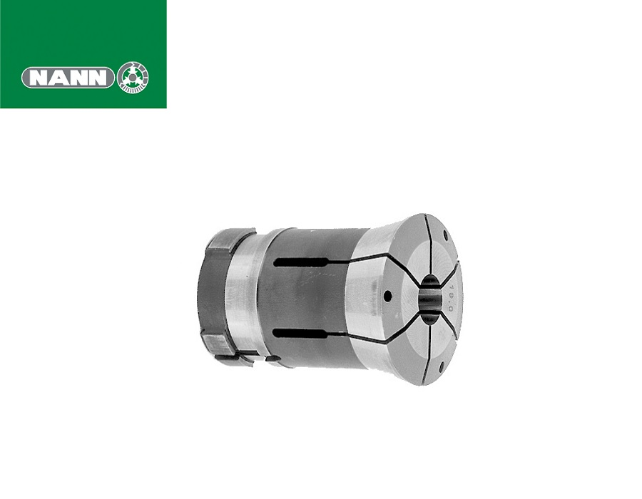 Nann Workpiece Clamping Collets Chucks - Type HESK-RB Collet Clamping Attachments