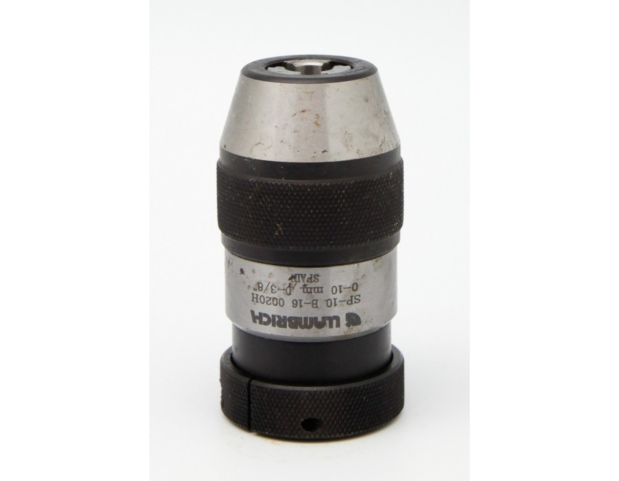 Llambrich Super Precision Short Keyless Drill Chuck DIN238