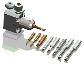 Turning Holders (Precision)